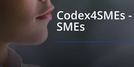 Codex4SMEs Information and Networking Event tickets