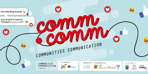 Communities Communication International Dissemination Event