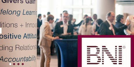 BNI Information Meeting - New Haven/Chesterfield- August 6th  tickets