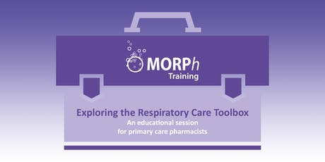Exploring the Respiratory Care Toolbox - An Educational Session for Primary Care Pharmacists, Manchester tickets