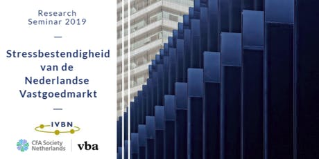 Researchseminar : De Stressbestendigheid van de Nederlandse vastgoedmarkt tickets