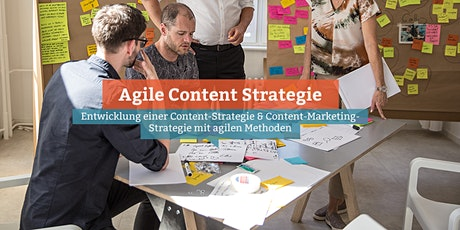 Certified Agile Content Strategist, Köln Tickets