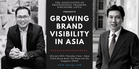 APTS Workshops: Growing Brand Visibility in Asia tickets