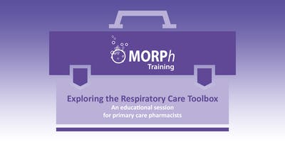 Exploring the Respiratory Care Toolbox - An Educational Session for Primary Care Pharmacists, Norwich