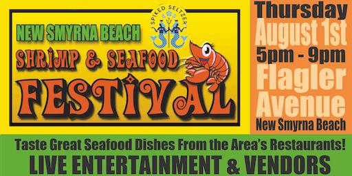 12th Annual New Smyrna Beach Shrimp & Seafood Festival
