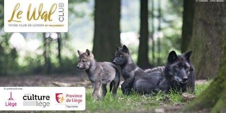 Forestia - Parc aventure - Parc animalier- Préinscription  Tickets