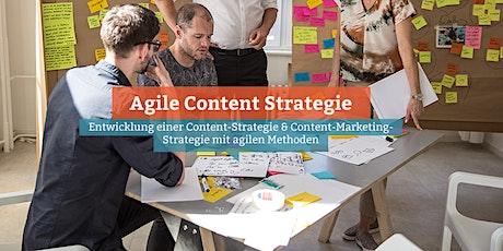 Certified Agile Content Strategist, Hamburg Tickets