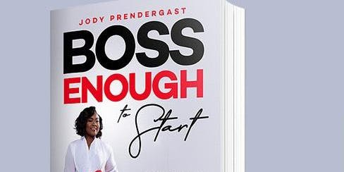 BOSS ENOUGH TO START BOOK LAUNCH - KINGSTON JAMAICA
