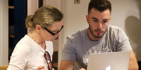 Digital Skills Drop-in for Seniors (WeWork, Merchant Square) tickets