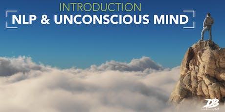 EXPLORE: NLP & Unconscious Mind tickets