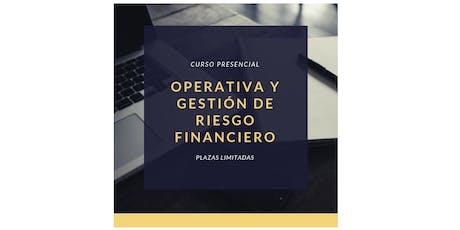 Curso Presencial: Operativa en Forex y Gestión De Riesgo Financiero entradas