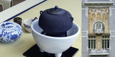 Japanese Tea Ceremony + Guided Tour of the Cauchie House (in English)