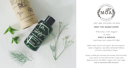 Meet The Maker: Magic Organic Apothecary tickets