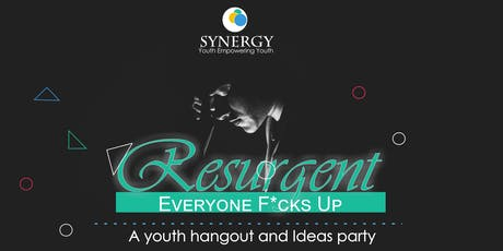 Synergy Talk: Everyone F*cks Up tickets