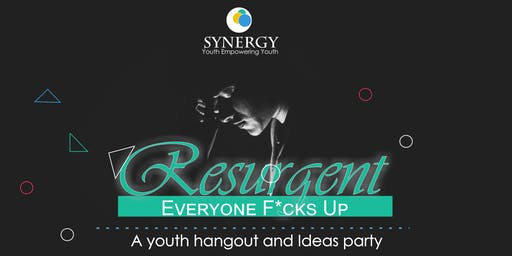 Synergy Talk: Everyone F*cks Up