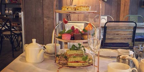 Afternoon Tea With Prosecco @ Exchange Food And Drink Lounge tickets