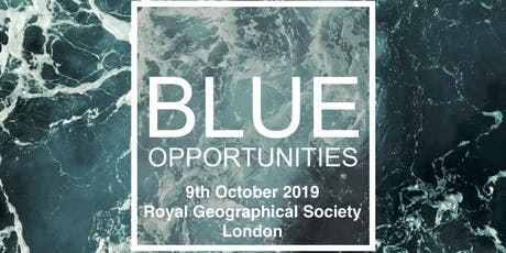 Blue Opportunities tickets
