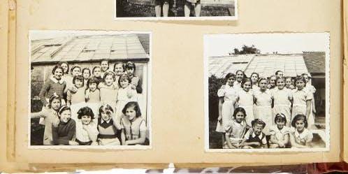 Refugee Scrap Book: Memories Past & Present