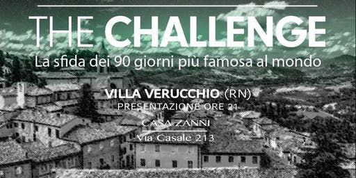 CHALLENGE group party VILLA VERUCCHIO