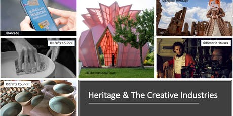 THA Heritage & the Creative Industries Project: Report Launch  tickets