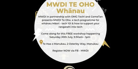 Te Oho Whanau tickets