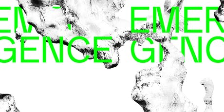 EMERGENCE: Service/Social/Sustainable Design – Launch Night tickets