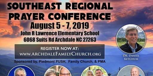 So East Regional Prayer Conference
