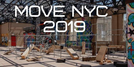 MOVE NYC- Community Movement Festival tickets
