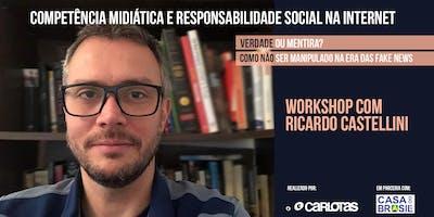 Competência Midiática e Responsabilidade Social na Internet