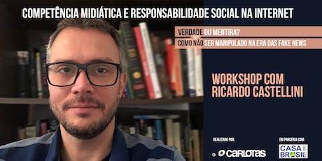 Competência Midiática e Responsabilidade Social na Internet Tickets