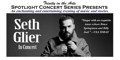 Spotlight Concert: Seth Glier and friends