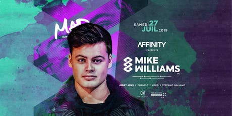 AFFINITY - MIKE WILLIAMS (NL) billets