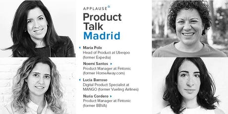DigitalXChange Product Talk Madrid tickets