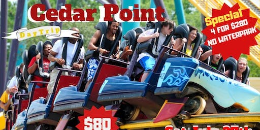 Cedar Point Day Trip (Grand Rapids)