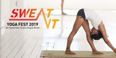 Sweat It - Yoga Fest 2019