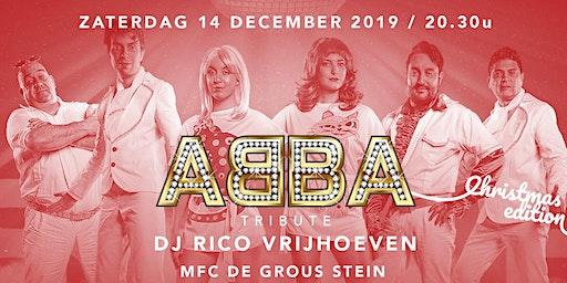 ABBA Tribute & DJ Rico Vrijhoeven - Christmas Edition