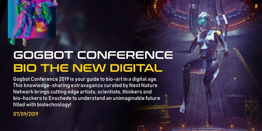 GOGBOT conferentie, BIO THE NEW DIGITAL