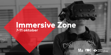 Immersive Zone - Dutch Media Week tickets