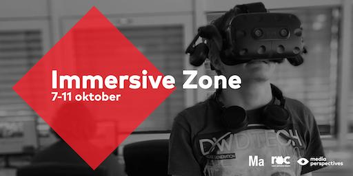 Immersive Zone - Dutch Media Week