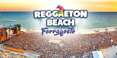 Reggaeton Beach - Fregene 15 Agosto biglietti