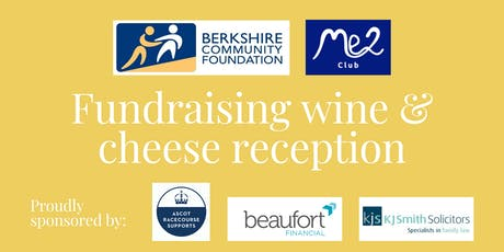 Berkshire Community Foundation & Me2 Club - Cheese & Wine Reception tickets