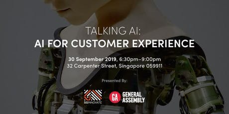 Talking AI: AI For Customer Experience tickets