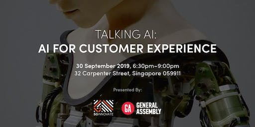 Talking AI: AI For Customer Experience