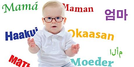 Все секреты развития речи ребёнка. Online Course for Parents tickets