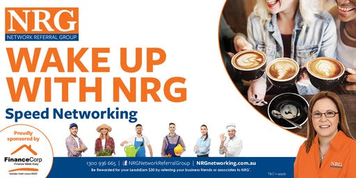 Wake Up With NRG - Speed Networking