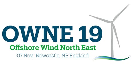 Offshore Wind North East 2019 tickets