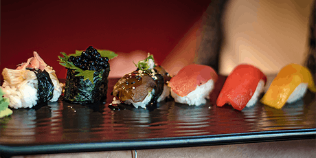 Sticky Rice presents: Overgrown II Plant Based Sushi tickets