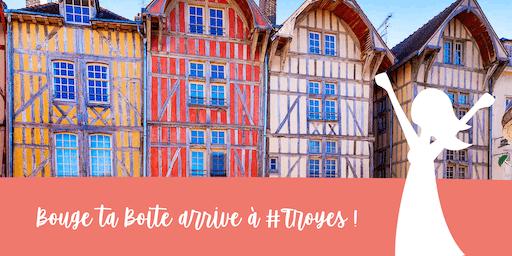 Venez découvrir Bouge ta Boite à Troyes, réseau business féminin