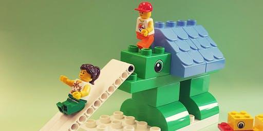 LEGO Museum Minis