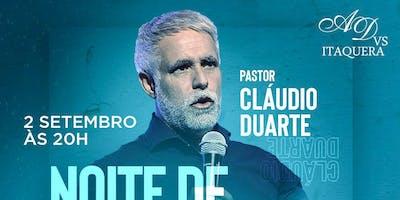 Noite de Vitória - Pr. Cláudio Duarte